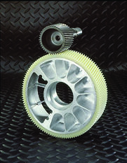 High efficiency gears