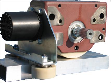 Intech Highload Roller - Polymer Caster