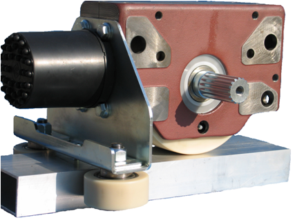 Intech Highload Roller - Polymer Caster